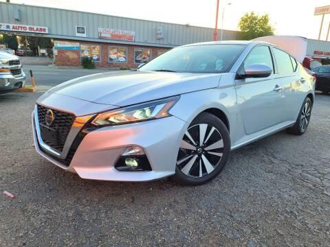 2019 Nissan Altima for sale at City Motors in Hayward CA