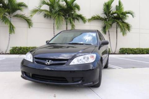 2005 Honda Civic for sale at Keen Auto Mall in Pompano Beach FL