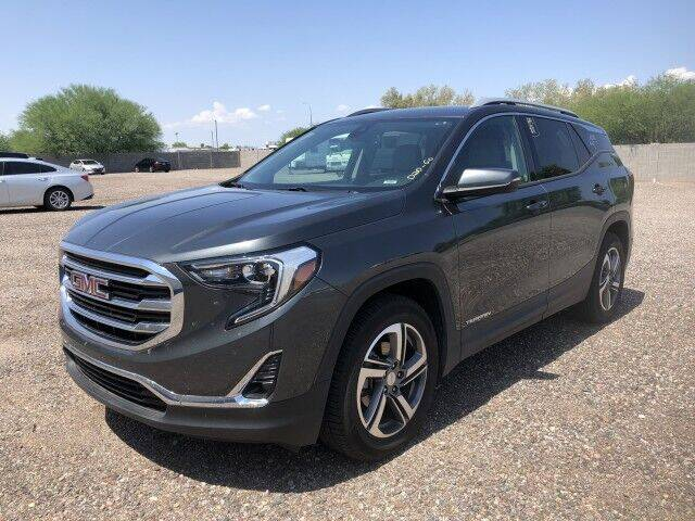 2020 GMC Terrain for sale at Autos by Jeff in Peoria AZ