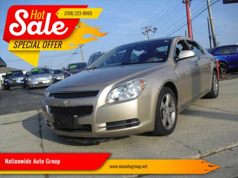 2008 Chevrolet Malibu for sale at Nationwide Auto Group in Melrose Park IL