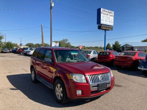 2008 Mercury Mariner for sale at AFFORDABLY PRICED CARS LLC in Mountain Home ID