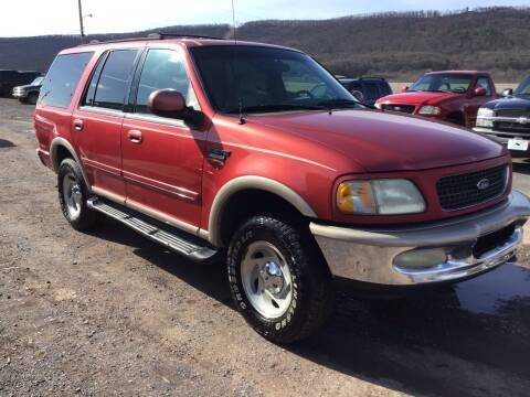 1998 Ford Expedition for sale at Troys Auto Sales in Dornsife PA