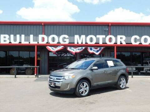 2013 Ford Edge for sale at Bulldog Motor Company in Borger TX