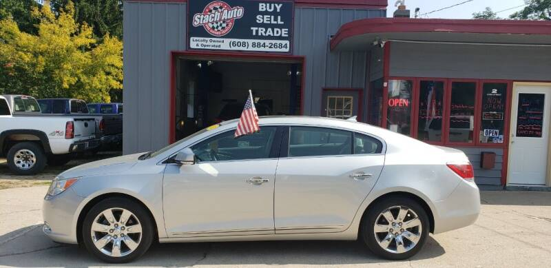 2012 Buick LaCrosse for sale at Stach Auto in Edgerton WI