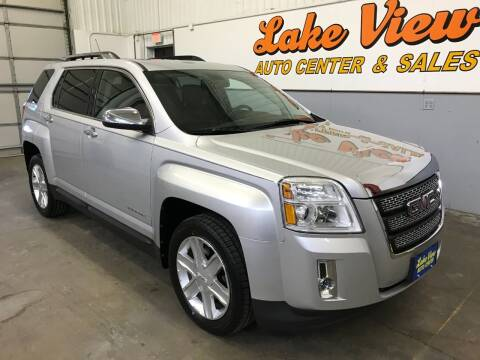 2011 GMC Terrain for sale at Lake View Auto Center in Oshkosh WI