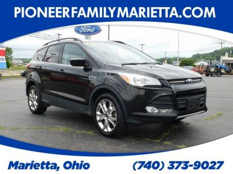 2016 Ford Escape for sale at Pioneer Family preowned autos in Williamstown WV