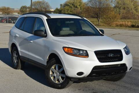 2009 Hyundai Santa Fe for sale at Big O Auto LLC in Omaha NE