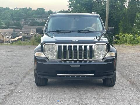 2008 Jeep Liberty for sale at Car ConneXion Inc in Knoxville TN