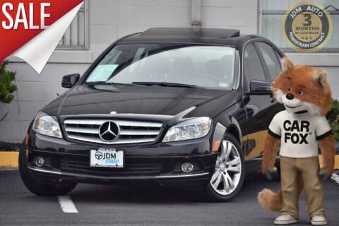 2011 Mercedes-Benz C-Class for sale at JDM Auto in Fredericksburg VA