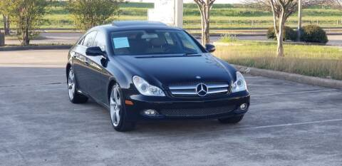 2010 Mercedes-Benz CLS for sale at America's Auto Financial in Houston TX