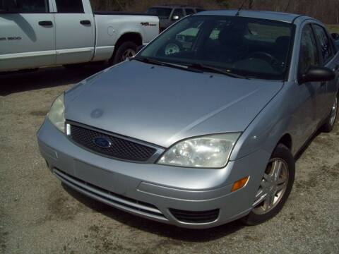 2005 Ford Focus for sale at Frank Coffey in Milford NH