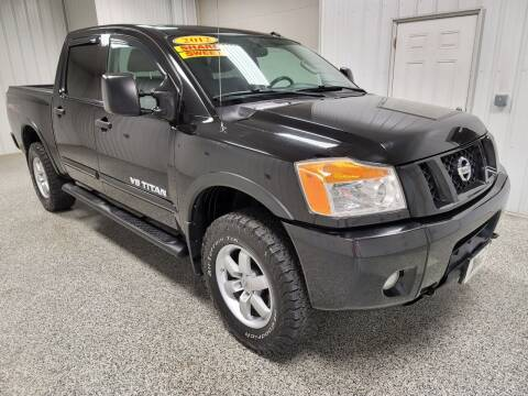 2012 Nissan Titan for sale at LaFleur Auto Sales in North Sioux City SD