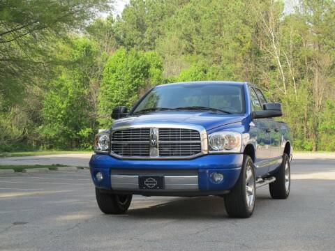 2008 Dodge Ram Pickup 1500 for sale at Best Import Auto Sales Inc. in Raleigh NC