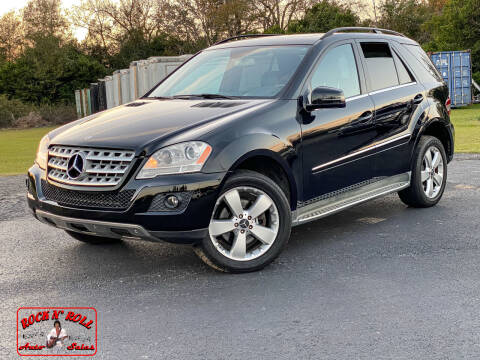 2011 Mercedes-Benz M-Class for sale at Rock 'n Roll Auto Sales in West Columbia SC