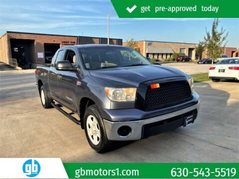 2007 Toyota Tundra for sale at GB Motors in Addison IL
