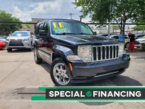 2011 Jeep Liberty for sale at Capital Motors Credit, Inc. in Chicago IL