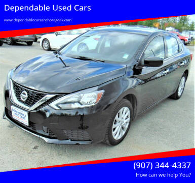 2018 Nissan Sentra for sale at Dependable Used Cars in Anchorage AK