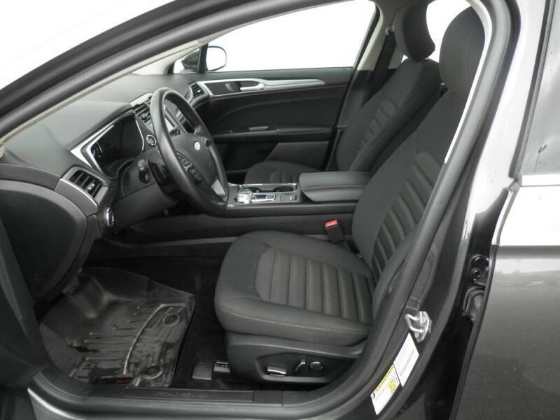 2019 Ford Fusion SE 4dr Sedan - Aitkin MN