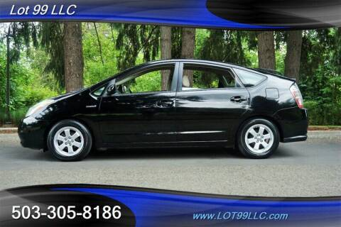 2006 Toyota Prius for sale at LOT 99 LLC in Milwaukie OR