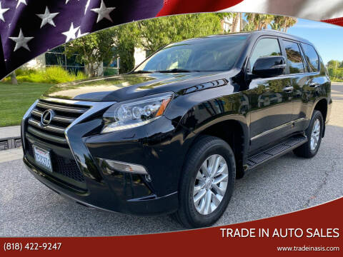 2014 Lexus GX 460 for sale at Trade In Auto Sales in Van Nuys CA