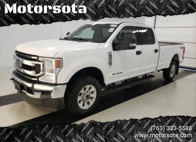2020 Ford F-350 Super Duty for sale at Motorsota in Becker MN