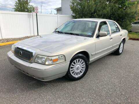 2008 Mercury Grand Marquis for sale at Giordano Auto Sales in Hasbrouck Heights NJ