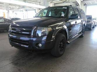 2007 Ford Expedition EL for sale at Buy Here Pay Here Lawton.com in Lawton OK