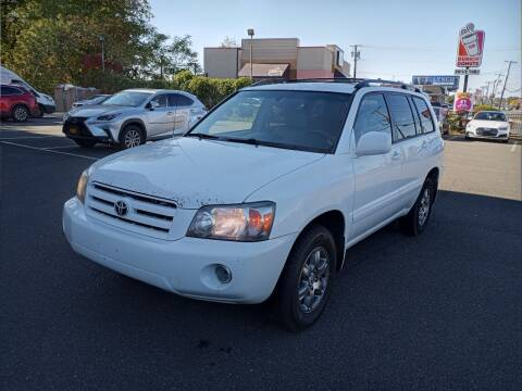2007 Toyota Highlander for sale at MAGIC AUTO SALES in Little Ferry NJ