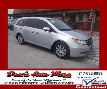 2014 Honda Odyssey for sale at Dean's Auto Plaza in Hanover PA