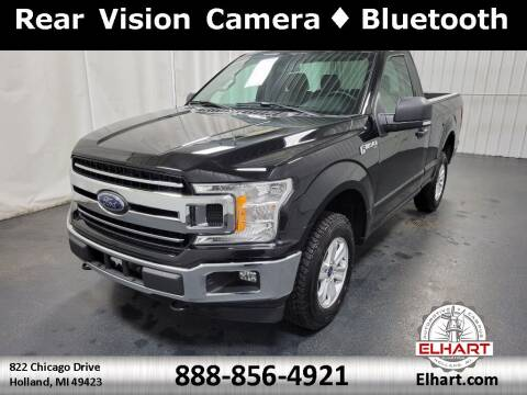 2018 Ford F-150 for sale at Elhart Automotive Campus in Holland MI