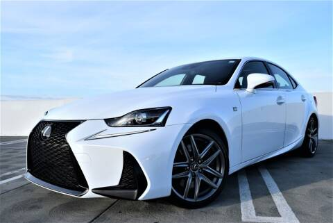 2017 Lexus IS 200t for sale at Dino Motors in San Jose CA