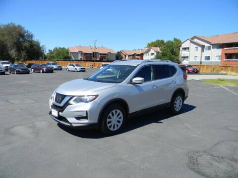 2017 Nissan Rogue for sale at INVICTUS MOTOR COMPANY in West Valley City UT