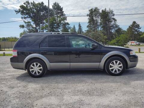 2009 Ford Taurus X for sale at Hilltop Auto in Prescott MI