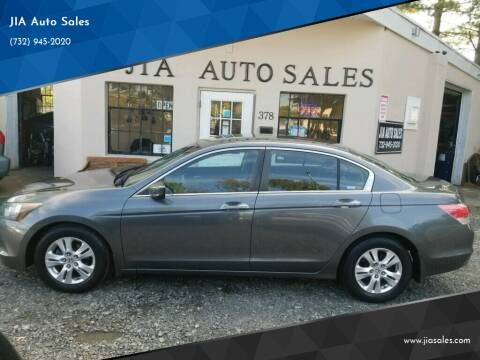 2009 Honda Accord for sale at JIA Auto Sales in Port Monmouth NJ