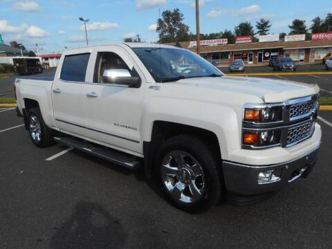 2015 Chevrolet Silverado 1500 for sale at Integrity Auto Group in Langhorne PA