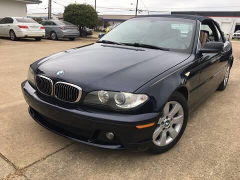 2005 BMW 3 Series for sale at TETCO AUTO SALES  / TETCO FUNDING in Dallas TX