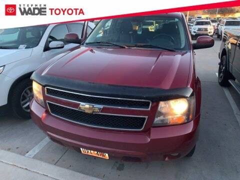 2007 Chevrolet Tahoe for sale at Stephen Wade Pre-Owned Supercenter in Saint George UT