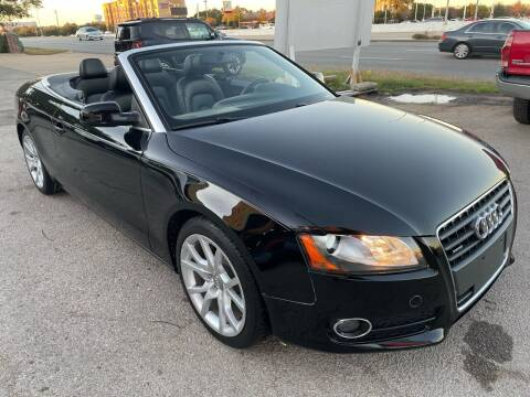 2012 Audi A5 for sale at Austin Direct Auto Sales in Austin TX