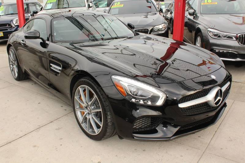 2016 Mercedes-Benz AMG GT for sale at LIBERTY AUTOLAND INC - LIBERTY AUTOLAND II INC in Queens Villiage NY