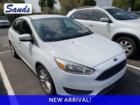 2015 Ford Focus for sale at Sands Chevrolet in Surprise AZ