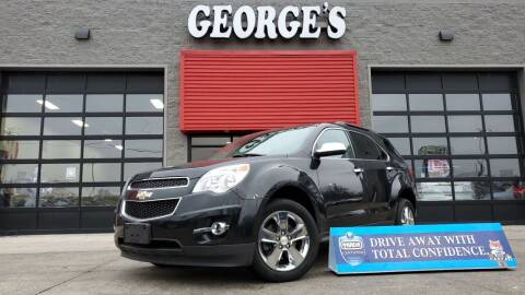 2014 Chevrolet Equinox for sale at George's Used Cars - Pennsylvania & Allen in Brownstown MI