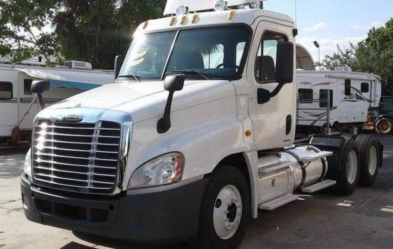 2011 Freightliner Cascadia for sale at Transportation Marketplace in West Palm Beach FL