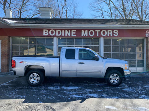 2013 Chevrolet Silverado 1500 for sale at BODINE MOTORS in Waverly NY