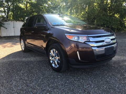 2012 Ford Edge for sale at DRIVE ZONE AUTOS in Montgomery AL