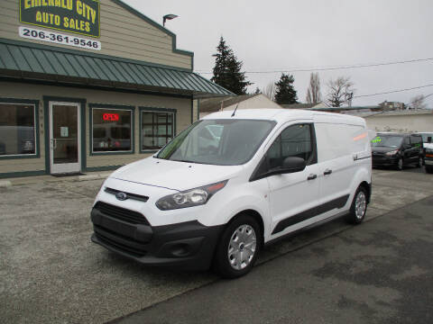 2017 Ford Transit Connect Cargo for sale at Emerald City Auto Inc in Seattle WA