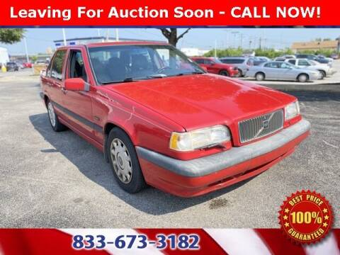 1997 Volvo 850 for sale at Glenbrook Dodge Chrysler Jeep Ram and Fiat in Fort Wayne IN