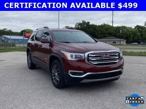 2018 GMC Acadia for sale at Betten Baker Preowned Center in Twin Lake MI
