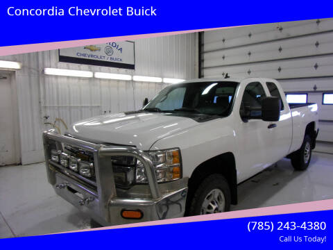 2011 Chevrolet Silverado 2500HD for sale at Concordia Chevrolet Buick in Concordia KS