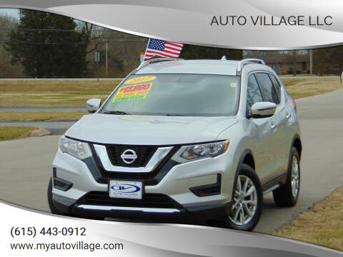 2017 Nissan Rogue for sale at AUTO VILLAGE LLC in Lebanon TN