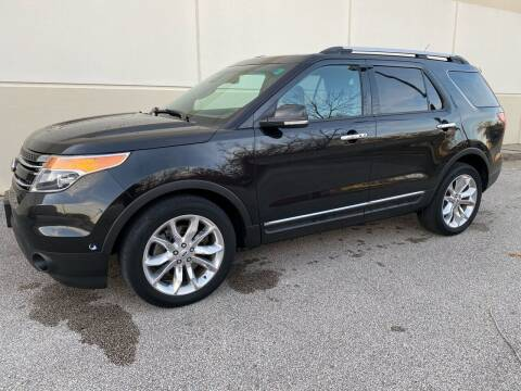 2015 Ford Explorer for sale at Crowne Motors in Newton IA
